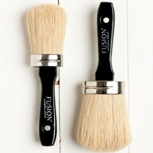 fusion wax brush