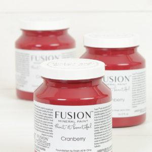 cranberry fusion paint