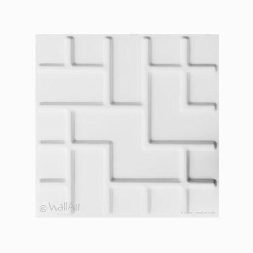 tetris wallart 3d